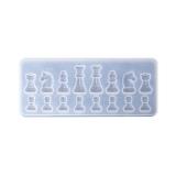 Silikonová forma Cadence 1 ks - Šachové figurky