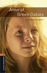 New Oxford Bookworms Library 2 Anne of Green Gables Book with MP3 Audio Download
