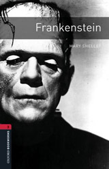 New Oxford Bookworms Library 3 Frankenstein with MP3 Audio Download