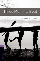 New Oxford Bookworms Library 4 Three Men in a Boat