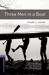 New Oxford Bookworms Library 4 Three Men in a Boat Audio Mp3 Pack