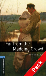 New Oxford Bookworms Library 5 Far From The Madding Crowd Audio CD Pack