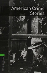 New Oxford Bookworms Library 6 American Crime Stories Audio Mp3 Pack
