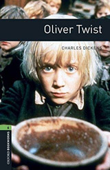 New Oxford Bookworms Library 6 Oliver Twist Audio Mp3 Pack
