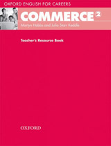Oxford English for Careers Commerce 2 Teacher´s Resource Book
