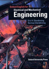Oxford English for Electrical and Mechanical Engineering Student´s Book