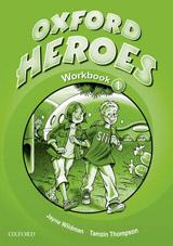 Oxford Heroes 1 Workbook