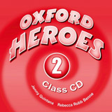 Oxford Heroes 2 Class Audio CDs (2)