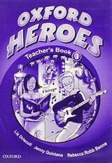 Oxford Heroes 3 Teacher´s Book