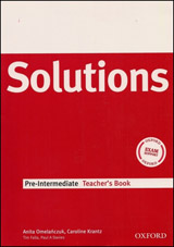 Maturita Solutions Pre-Intermediate Teacher´s Book