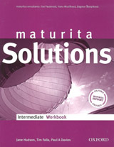 Maturita Solutions Intermediate Workbook Czech Edition
