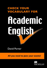 Check Your Vocabulary for Academic English SB