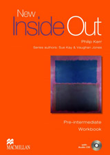New Inside Out Pre-Intermediate Workbook (Without Key) + Audio CD Pack