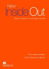 New Inside Out Pre-Intermediate DVD Teacher´s Book