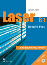 Laser B1 (3rd Edition) Student´s Book + CD ROM