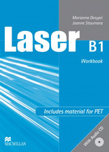 Laser B1 (3rd Edition) Workbook without key + CD
