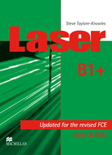 Laser B1+ (3rd Edition) Student´s Book + CD ROM