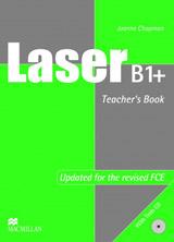 Laser B1+ (3rd Edition) Teacher´s Book + Test CD Pack