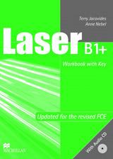 Laser B1+ (3rd Edition) Workbook with key + CD