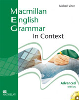 Macmillan English Grammar in Context Advanced - SB with Key CD ROM Pack