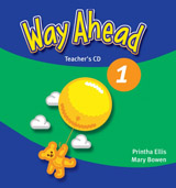 Way Ahead (new ed.) 1 Teacher´s Book Audio CD (2)