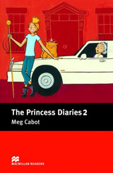 Macmillan Readers Elementary Princess Diaries: Book 2