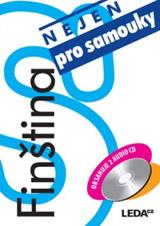 Finština (nejen) pro samouky - učebnice + 2 audio CD