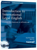 Introduction to International Legal English Student´s Book with Audio CDs (2)
