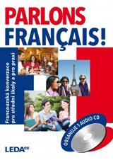 Parlons français! - učebnice a 2 audio CD