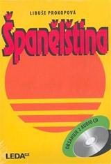 Španělština - učebnice a 2 audio CD