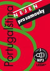 Portugalština (nejen) pro samouky - učebnice a CDmp3