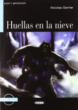 BLACK CAT - Huellas en la nieve + CD (Level 2)