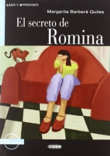 BLACK CAT - Secreto de Romina + CD (Level 2)