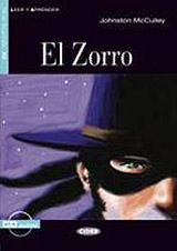 BLACK CAT - Zorro + CD (Level 2)