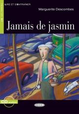 BLACK CAT -Jamais de jasmin + CD (A1)