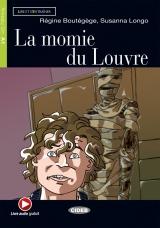 BLACK CAT - Momie du Louvre + CD (A1)