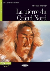BLACK CAT - Pierre du Grand Nord + CD (A1)