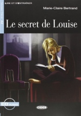 BLACK CAT - Secret de Louise + CD (A2) (Nouvelle édition)