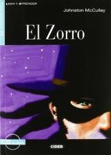 BLACK CAT - Zorro! + CD (A1)