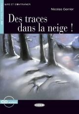 BLACK CAT - Des traces dans la neige! + CD (A2)