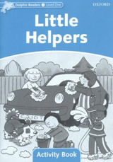 Dolphin Readers Level 1 Little Helpers Activity Book