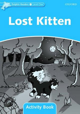 Dolphin Readers Level 1 Lost Kitten Activity Book