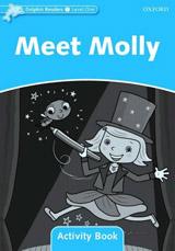Dolphin Readers Level 1 Meet Molly Activity Book