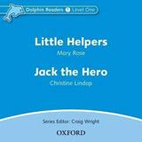 Dolphin Readers Level 1 Little Helpers & Jack the Hero Audio CD