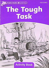 Dolphin Readers Level 4 The Tough Task Activity Book