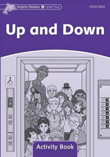 Dolphin Readers Level 4 Up and Down Activity Book