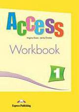 Access 1 - workbook with Digibook App. + interactive eBook (CZ)