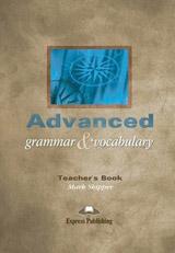 Advanced Grammar and Vocabulary Teacher´s Book (overprinted)