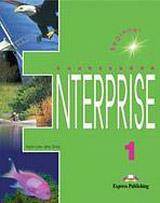 Enterprise 1 Beginner Student´s Book + CD