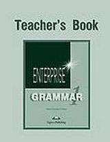 Enterprise 1 Beginner Grammar Book Teacher´s (overprinted)